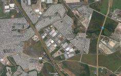 Terreno dentro de Parque Industrial LA SILLA