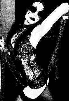 black metal chick - Szukaj w Google