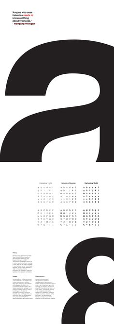 Helvetica Poster  Typography | Typefaces  Designed by Tommy Kuo