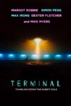 Terminal - Fan Poster - By Bernanrdo Gomes