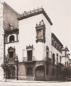 Notre Dame, Mexico, Building, Travel, Old Women, Santiago, Old Photography, Bicycle Kick, Historical Photos