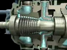 Explica como funciona una turbina a vapor