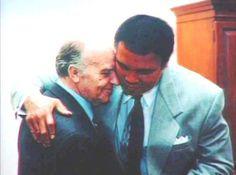Muhammad Ali & Alija Izetbegovic