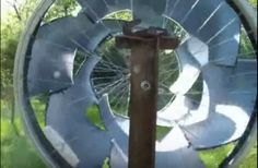 50 Gallon Barrel Wind Turbine Homesteading  - The Homestead Survival .Com