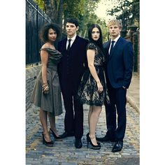 MERLIN Cast Radio Times Photo Shoot Interview ❤ liked on Polyvore featuring merlin and people