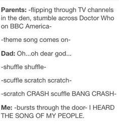 Doctor Who - Haha