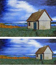 Painting Composition Examples: Suggested Change to Composition: Make it Wider
