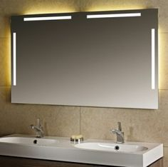 Die 36 Besten Bilder Von Badspiegel Bath Room Glass Und Light