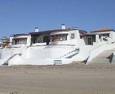 Rocky Point Mexico ( Puerto Penasco ) Beach front rentals (4 homes = one villa)