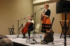 The Doubleclicks at Gen Con.