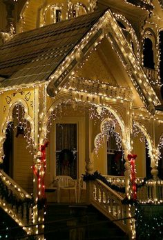 Lovely Christmas Cottage