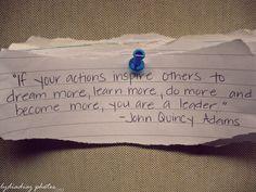 - John Quincy Adams