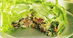 Aprenda a preparar a receita de Salada em camadas