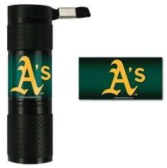 Oakland Athletics Flashlight