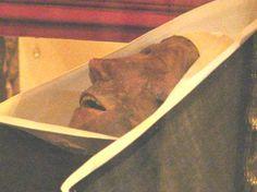 Incorrupt : St Rita of Cascia