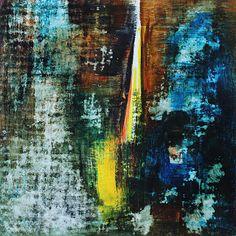 umj art: 2016-03-29 #505Memory GapAcrylic on board, 15x15...