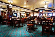 O'Sheehan's, Norwegian Breakaway – Live Cruise Review: Norwegian Breakaway, New York Inaugural 2013 | Popular Cruising