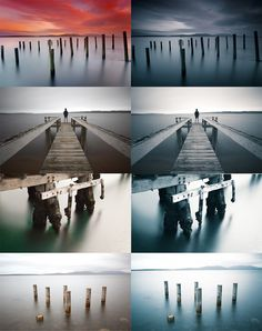 A little tutorial on how to use the split toning tool in Adobe Lightroom #photography #tutorial