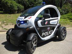 Twizy policia