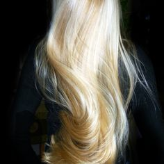 Outrageously beautiful hair