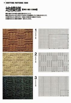 "Photo from album ""Knitting patterns book 1000 on Yandex. Knitting Paterns, Knitting Books, Knitting Stitches, Crochet Shrug Pattern Free, Fair Isle Pattern, How To Purl Knit, Pattern Books, Stitch Patterns, Yandex Disk"