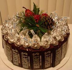 Hershey Candy Cake by meshell609 on Etsy