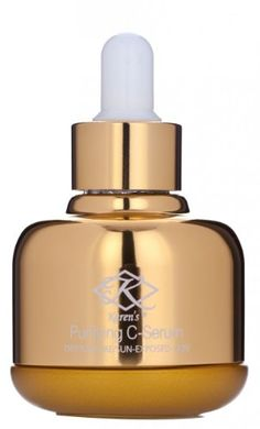Karens Purifying Vitamin CSerum 1oz 30ml * Click for Special Deals #AntiAgingSerum Facial Skin Care, Natural Skin Care, Beauty Skin, Health And Beauty, Vitamin C Serum, Karen, Anti Aging Serum, Glowing Skin, Skin Care Tips