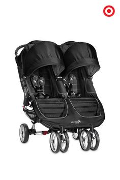 Side by side or tandem double stroller? Here's a Baby Jogger ...