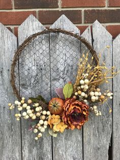 Diy wall decor 446349013063524457 - Fall Wall Decor Source by CedarCraftWreaths Wreath Crafts, Diy Wreath, Fall Crafts, Holiday Crafts, Diy Crafts, Thanksgiving Decorations, Halloween Decorations, Autumn Wreaths, Wreath Fall