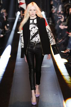 Fausto Puglisi | Fall 2014 Ready-to-Wear Collection | Style.com | #mfw