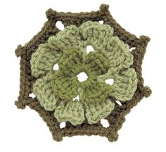 Crochet Motif: Celtic Octagon, freebie: thanks so xox