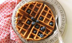 Gouda Waffles Recipe - Relish