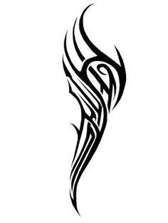 calf tribal from ripasquale on DeviantArt - Tattoo Life Tribal Dragon Tattoos, Cool Tribal Tattoos, Tribal Sleeve Tattoos, Tribal Tattoo Designs, Tattoo Diy, Tattoo Signs, Shiva Tattoo Design, Tattoo Design Drawings, Bull Tattoos