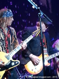 Alice Cooper - Guitar with Rick Nielsen