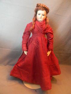 Rohmer China Fashion doll 14 from dyanna on Ruby Lane