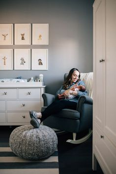 Decoration baby room - how to give it character? - Baby - Quarto do Bebê Baby Boy Nursery Room Ideas, Boy Nursery Colors, Baby Bedroom, Baby Boy Rooms, Nursery Neutral, Nursery Design, Baby Room Decor, Baby Boy Nurseries, Kids Bedroom