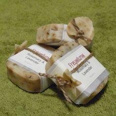 Rosemary & Lavender Herbal Soap 60g - Folksy