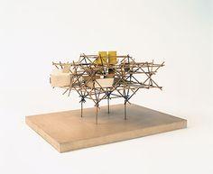 Yona Friedma / Ville spatiale, 1959