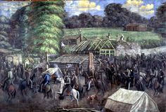 Haun's Mill massacre - Wikipedia, the free encyclopedia. Members of the Church were driven from Missouri by mobs and the state malitia.