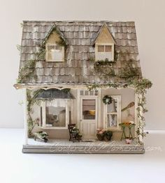 Cinderella Moments: At Home with Francesca & Darby Dollhouse