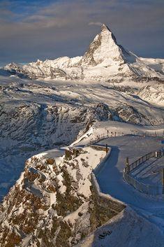 Zermatt, Suiza …