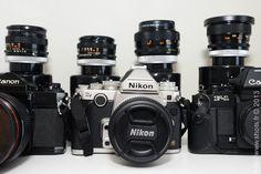 Premiers pas avec Nikon Df, un samedi en décembre.