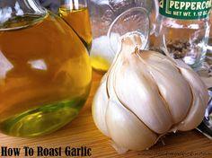 How To Roast Garlic
