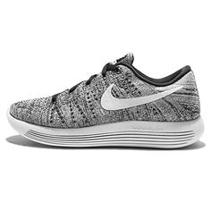 newest f9cda 2123f Wmns Nike Lunarepic Low Flyknit Oreo Black Grey Womens Running Shoes in  Clothing, Shoes   Accessories, Women s Shoes, Athletic