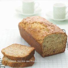 Light Banana Bread Recipe
