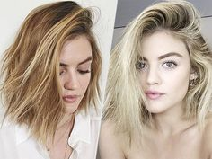 Lucy Hale Is 'Going Blonder by the Minute:' Get All of the Scoop from Her Hairstylist http://stylenews.peoplestylewatch.com/2016/03/02/lucy-hale-dyes-hair-platinum-blonde/
