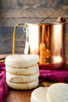 Vanilla Chai Shortbread Cookies – Sugar & Soul