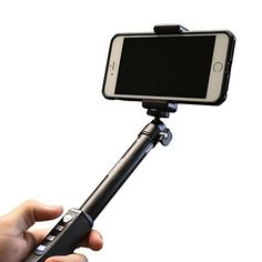 Selfie Stick Bluetooth Monopod Pole by iStabilizer   Extendable  For all Smartphones  Made from Aircraft Grade Aluminum