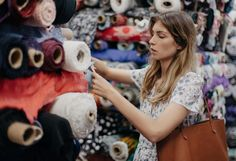 The Rise of Sustainable Style  | Christy Dawn Sustainable Sourcing Vintage Fabric