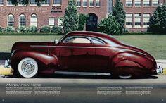 Custom Cars | Nick Matranga '40 Mercury